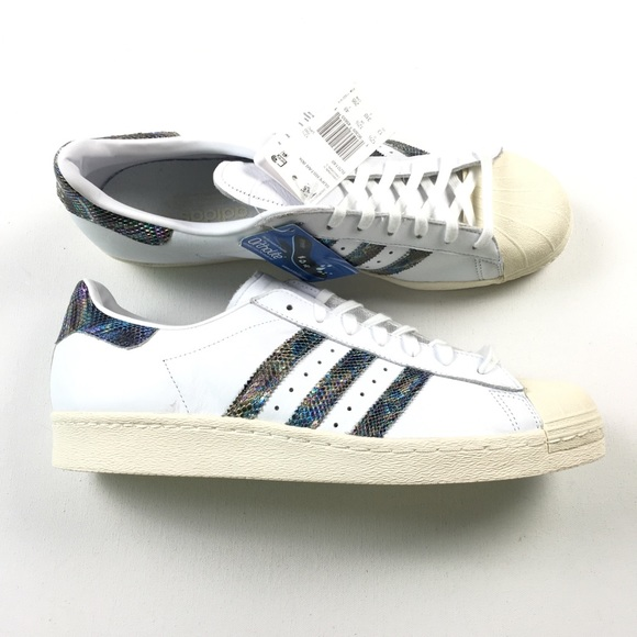 sale retailer 4e510 d5fc0 Adidas Mens Superstar 80's Shoes 13 ART BZ0148